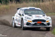 P-G Andersson om segern i Rally Killingen 2021
