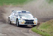 Pontus Tidemand om andraplatsen i Rally Killingen