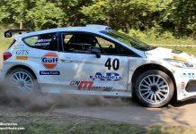 P-G Andersson om segern i South Swedish Rally 2021