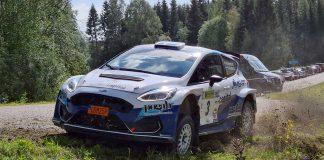 Mattias Adielsson inför Snapphanerallyt 2021