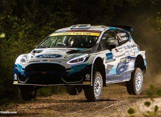 Tom Kristensson inför Rally Finland